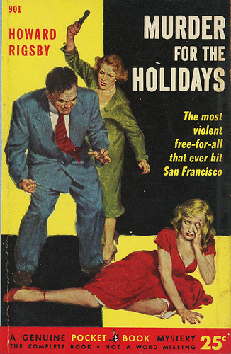 Murder for the Holidays