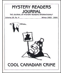 Cool Canadian Crime