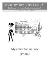 Mysteries Set in Italy - Primo