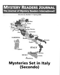 Mysteries Set in Italy - Secundo