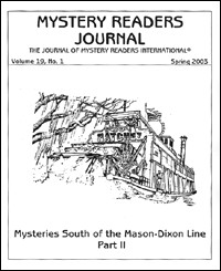 Southern Mysteries I