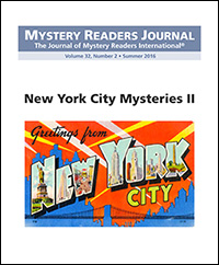 Mystery Readers Journal - New York City Mysteries II